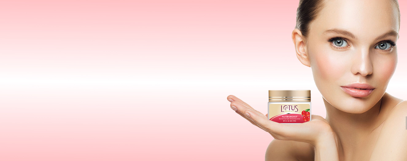 Lotus Daily Moisturizing Cream