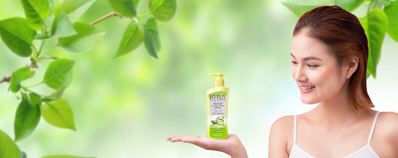 Lotus Body Lotion