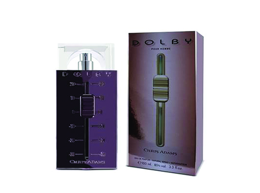 Dolby Man Spray Perfume