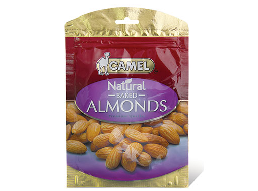 Natural Almonds Baked