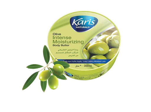 Olive Intense  Body Butter